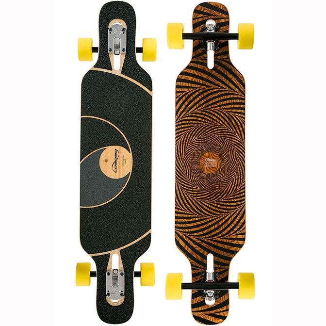Loaded longboardid